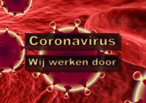 Coronavirus: Tuinaanleg en tuinonderhoud gaat door