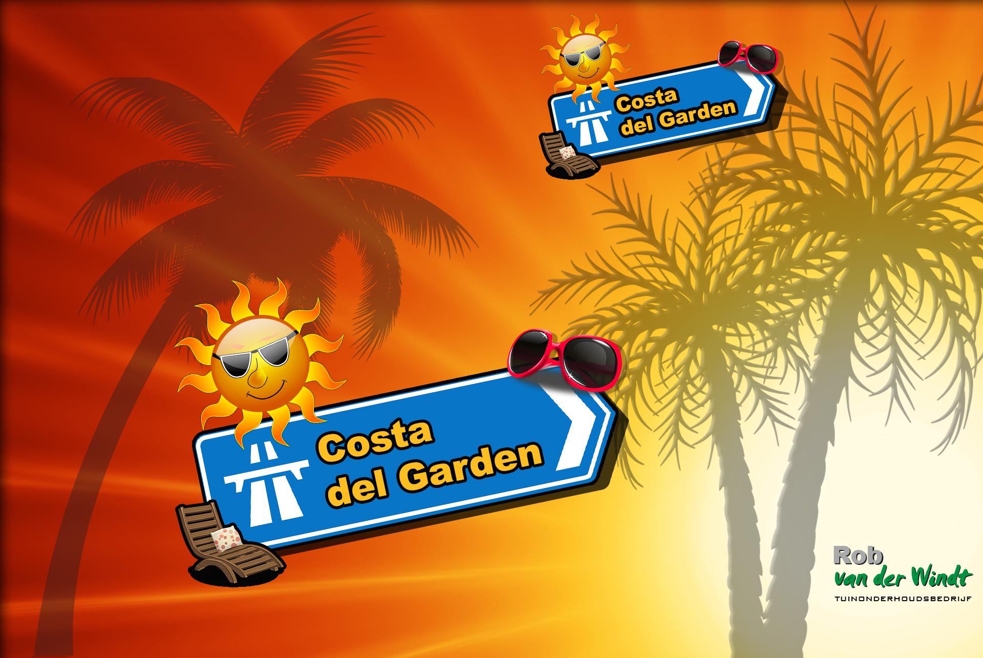 Coronacrisis? Vier vakantie in eigen tuin!